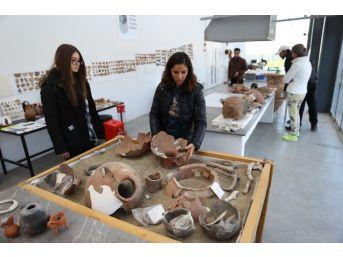 İzmir'de 8 Bin 500 Yıl Önceye Yolculuk