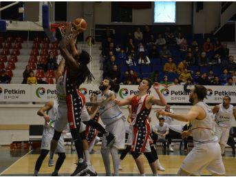 Türkiye Basketbol 1. Ligi: Petkim Spor: 80 - Bandırma Kırmızı: 92