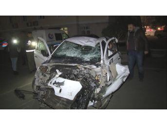 Sigara Kaçakçıları Bu Otomobilden Sağ Çıktı