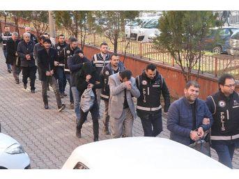 'gölge' Operasyonunda 4 Kişi Tutuklandı
