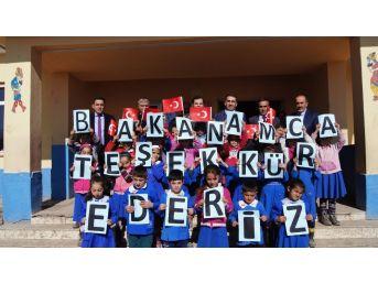 Ulaştırma Bakanı Ahmet Arslan'dan Eğitime Tam Destek