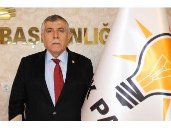 Ak Parti Milletvekili Dedeoğlu: