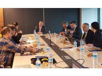 Mobitek Projesi Ankara'da Konuşuldu