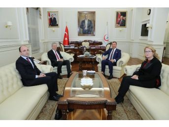 Kırklareli'de Sağlık Yatırımlarını Arttırma Çalişmaları