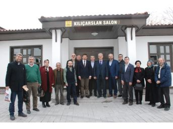 Tyb Konya Şubesi 2018 Etkinlik Programını Açıkladı