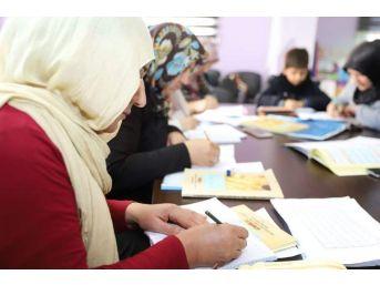 Çavdarhisar'da Okuma-yazma Seferberliği