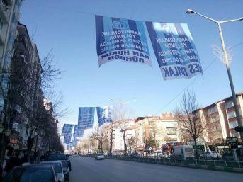 Kütahyaspor'da 'bayrak' Kampanyası