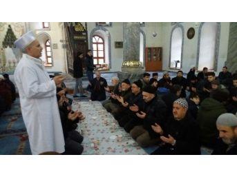 Sabah Namazında 'zeytin Dalı Harekatı' İçin Dua