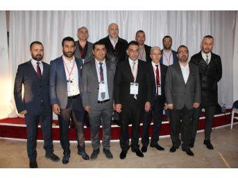 G.manisaspor'un Gergin Kongresinde Başkan 'gökay Budak' Oldu