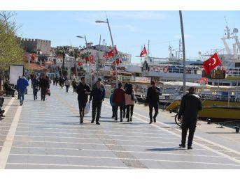 Marmaris'e Kış Uğramıyor