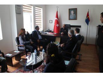 Marmaris'te Öğrenciler Mehmetçiği Inutmadı