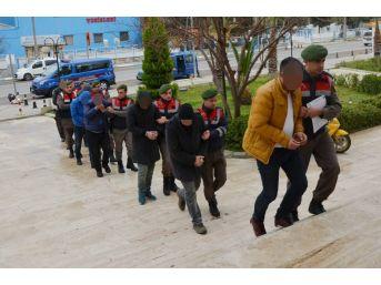 Milas'ta Kaçak Kazı Yapan 8 Kişiden 4'ü Tutuklandı