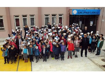 Minik Öğrencilerden Afrin'deki Mehmetçik'e Moral Desteği