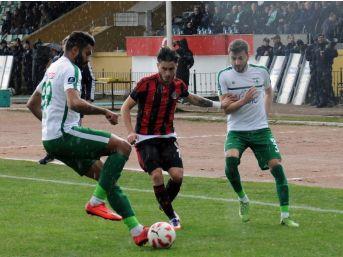 Tff 3.lig: Muğlaspor:0 - Turgutluspor: 2