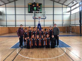 Kardelen Koleji Küçük Erkekler Basketbol Şampiyonu Oldu