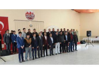Kavak'ta Kur'an-ı Kerim'i Güzel Okuma Yarışması Yapıldı