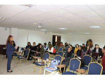 'toplumsal Cinsiyet Eşitliği Temel Eğitim Programı' Başladı