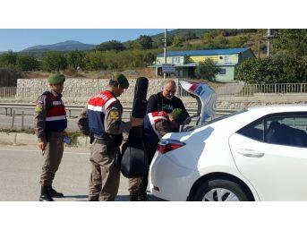 Sakarya'da Jandarma Ekipleri Bir Buçuk Ayda 75 Bin 220 Şahıs Sorguladı