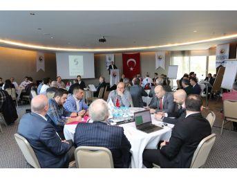 Satso Stratejik Plan Toplantısı Başladı