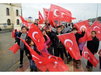 Viranşehir'de Bombalı Araçla Yapılan Saldırıda Şehit Edilen 2 Kişi Anıldı