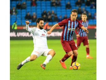 Spor Toto Süper Lig: Trabzonspor: - Medipol Başakşehir: 1 (maç Sonucu)