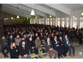 Çatak'ta 'ikinci Dönem Zümre Toplantısı' Yapıldı