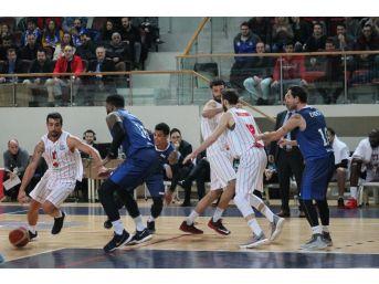 Türkiye Basketbol Ligi: Yalova Group Belediyespor: 75 - Türk Telekom: 109