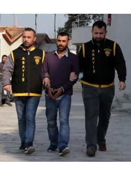 Cezaevi Firarisi Suç Makinesi Yakalandı