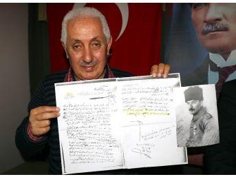 Kurtuluş Savaşı'nın İlk Ateş Emrinin Adana'dan Verildiği Ortaya Çıktı
