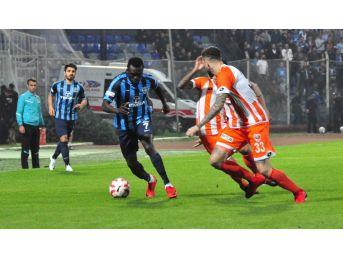 Spor Toto 1. Lig: Adanaspor: 1 - Adana Demirspor: 0