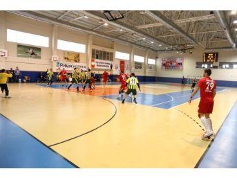 Adıyaman Belediyespor: 24 - Antalyaspor: 26