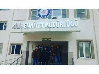 Öğretmen Ve Öğrenciler Mehmetçiğe Destek İçin Kilis'e, Gitti