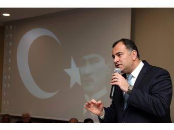 Başkan Taşdelen'den Muhtarlara Çifte Müjde