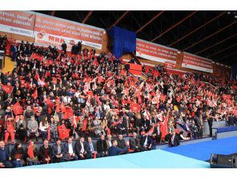 Mhp'ye Ankara'da Büyük Katılım