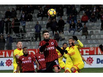 Spor Toto Süper Lig: Gençlerbirliği: 3 - Göztepe: (maç Sonucu)