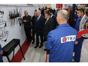 Tika Türkiye'nin Mesleki Eğitim Alanındaki Tecrübesini Tacikistan'a Aktarıyor