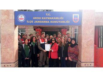 Harçlıklarını Afrin'de Savaşan Mehmetçik'e Gönderdiler