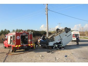 Kazadan 12 Gün Sonra Yaşam Savaşını Kaybetti