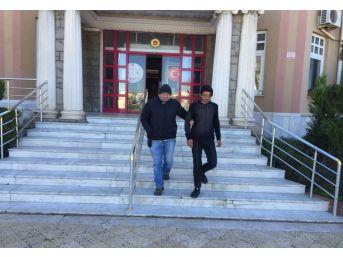 Didim'de Aranan Hırsız Tutuklandı