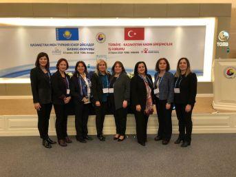 Bartın Tso Kadın Girişimciler İcra Kurulu Ankara'da