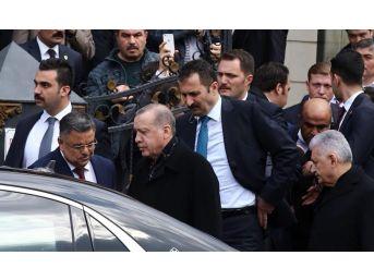 Başkan Yağcı, Cumhurbaşkanı Recep Tayyip Erdoğan İle Bir Araya Geldi