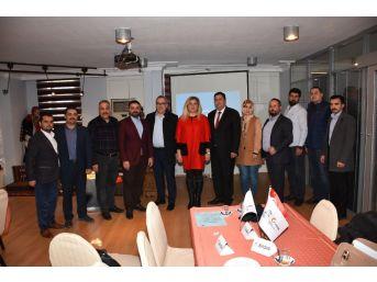 Bursa Gaziantepliler Derneği'nde Bilal Şengüloğlu Güven Tazeledi