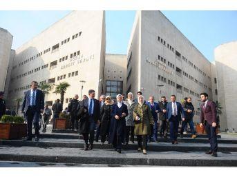 Genel Başkan Yardımcısı Kan, Fetö Davasını Takip Etti