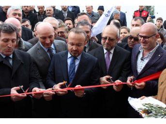 Tacettin Aslan Kültür Ve Sanat Evi Açıldı