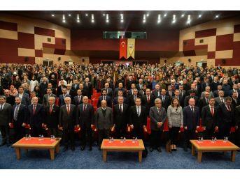 Edirne'de, Medeniyetler İttifakı Konferansı Gerçekleştirildi