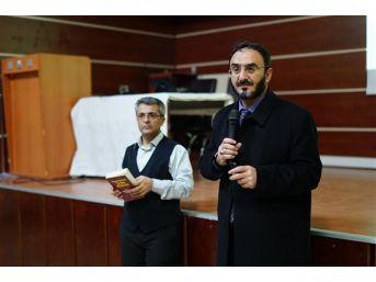 """Müftülük Personeline Yönelik """"siyer Ve İslam Tarihi Okumaları"""" Dersleri"""