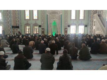 Eskişehir'de, Erbakan Ve Afrin Şehitleri İçin Mevlit Okutuldu