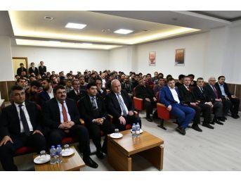 Genel Müdür Topoğlu, Yükseköğrenim Gençleri İle Buluştu