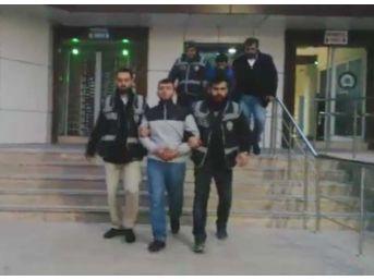 Çalıntı Otomobille Kapkaç Yapan Şahıslar Yakalandı