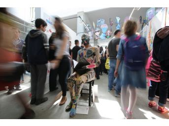5. İstanbul Çocuk Ve Gençlik Sanat Bienali Nisan Ayında Başlıyor
